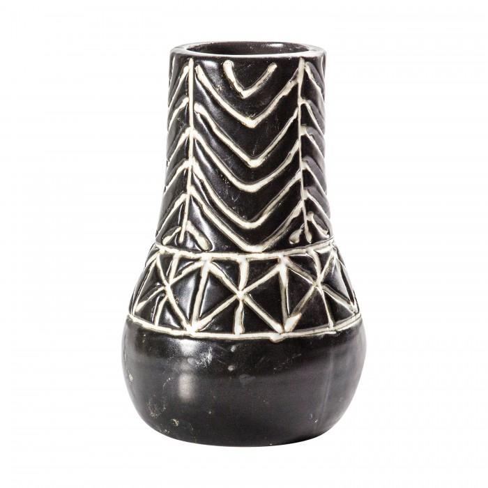 Aveedo Vase Black