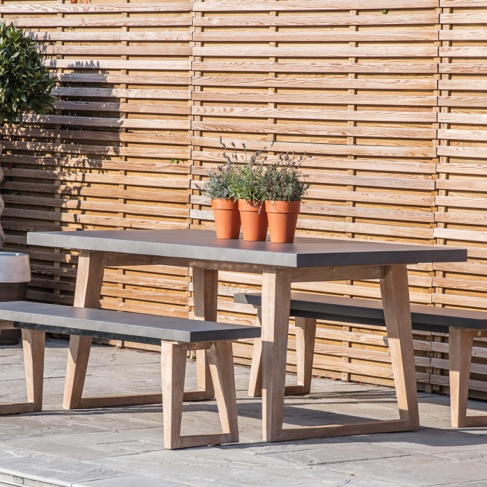 Almeria Outdoor Dining Table