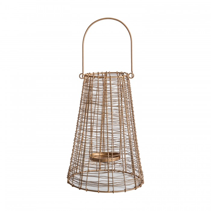 Barden Lantern Small Gold