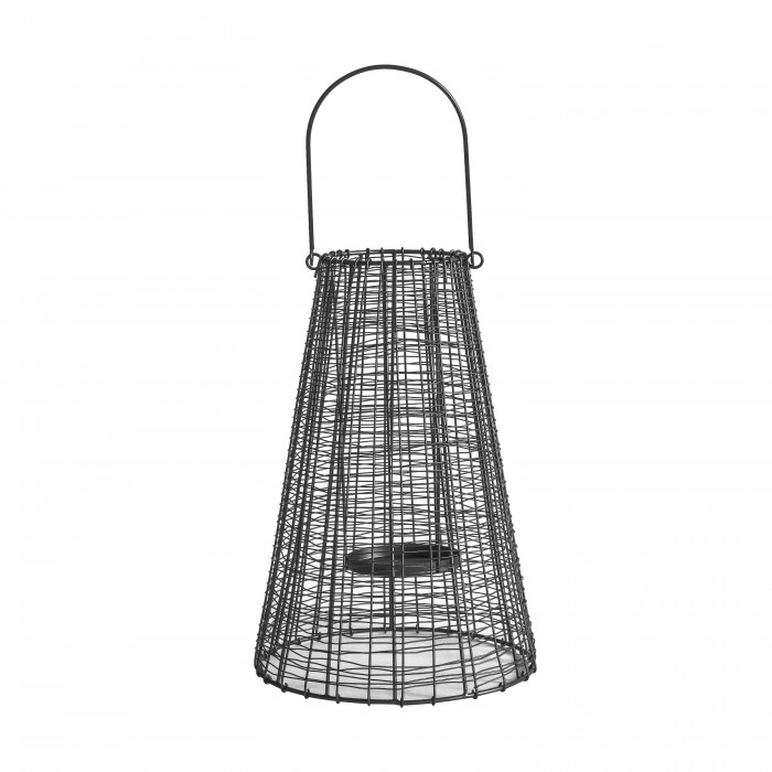 Barden Lantern Large Black