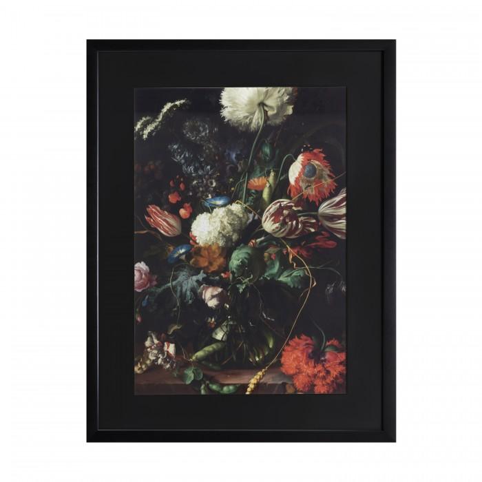 Dutch Bloom Framed Art