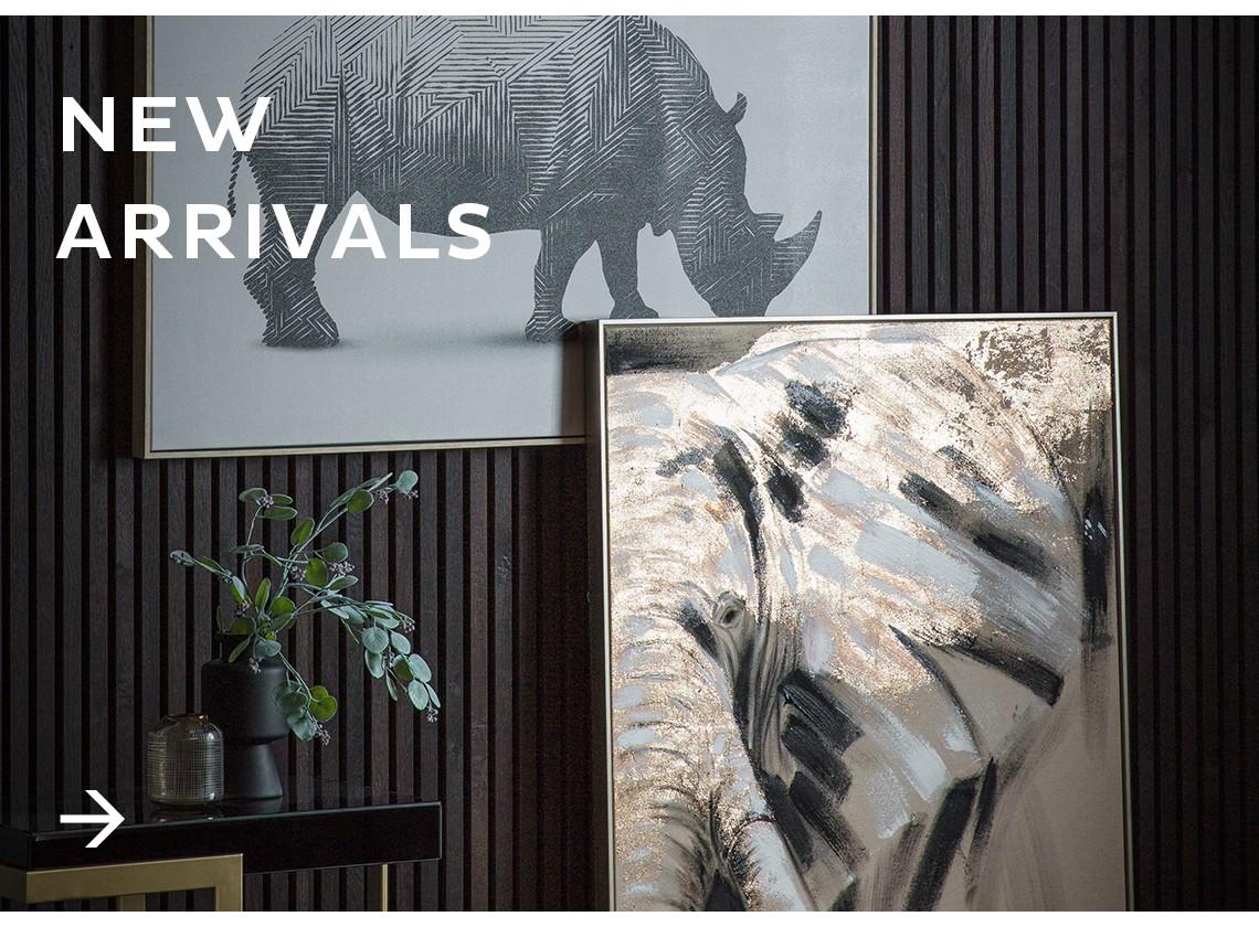 New Arrivals / Art